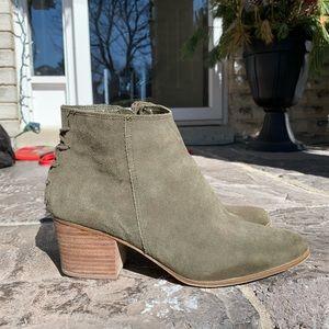 ALDO Green High Heeled Boots